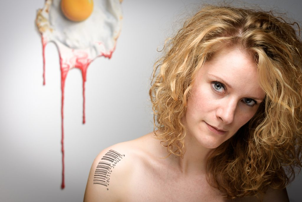 Kathrina-Sofie Baumgartner - Wien, Fotograf: Kees van Surksum
