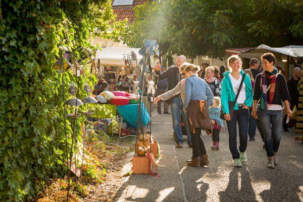 Werbefotograf Fotografie Tourismuswerbung Alternativmarkt Altusried im Allgäu Broschüre