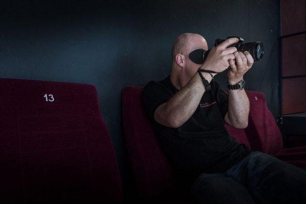 Fotograf im Allgäu für Businessfotografie und Portraitfotografie Videographer Michael Claushallmann, Fotograf: Kees van Surksum