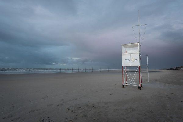 Landschaftsfotografie Landschaft Strand Nordsee Insel Wangerooge Kees van Surksum Fotograf