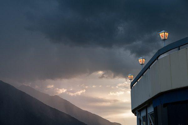 Fotograf im Allgäu Businessfotografie Portraitfotografie Fine Art urbane Landschaften - Zirl Österreich Alpen Wetterstimmung