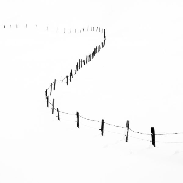 Fotograf Allgäu Fine Art Winter Landschaft Fotografie Kees van Surksum