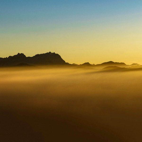 Fotograf Allgäu Bodensee Schweiz Berge Säntis Landschaftsfotografie Kees van Surksum